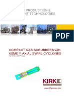 KIRK Compact Gas Scrubbers 2018