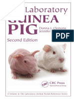 The Laboratory Guinea Pig, Second Edition-CRC Press (2016)(Laboratory Animal Pocket Reference Series) Clemons, Donna J._ Seeman, Jennifer L