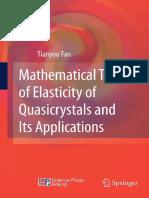 [Tianyou Fan] Mathematical Theory of Elasticity of(BookFi)