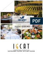 Igcat Official Guidelines