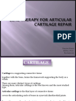 Gene Therapy Cartilage