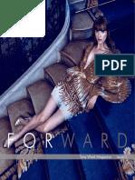 Tony Ward Magazine - Forward