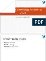 What is The Key Strength, Market Size, Share & Outlook of Rosacea - Epidemiology Market?