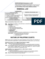 01 Remedial Law Preliminaries
