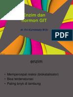 Enzim Dan Hormon GIT