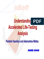 Accelerated Testing Tutorial