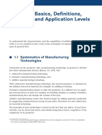 1 Basics Definitions and Application Levels 2016 Additive Manufacturing