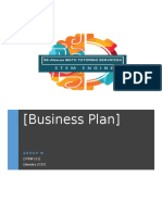 Business Plan Partial