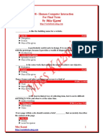 Cs408 Solved Papers for Finalterm