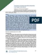 89 - Acta Bacillus Biocontrol