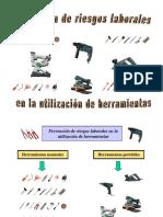 PRL Herramientas manuales