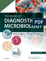 Connie R. Mahon_ Donald C Lehman - Textbook of Diagnostic Microbiology (2018, Saunders)