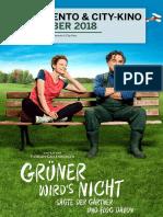 Moviemento & City-Kino September 2018