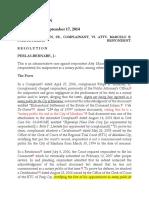 Almazan vs Suerte-felipe (Notarial Commision)