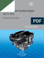 Mercedes Benz M271.860 EVO engine