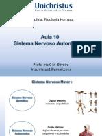 Aula 10 Sistema Autonomico 2018 2