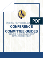Committee Guides