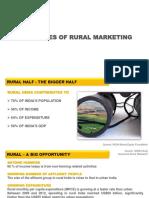 Principles of Rural Marketing