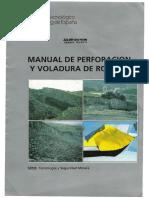 Manual de Perforación y Voladura de Rocas.pdf