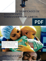 Adolescentes Con Cancer