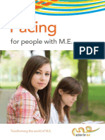Pacing for People With Me Booklet