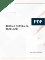 Aula 6- Teoria e Prática Da Tradução