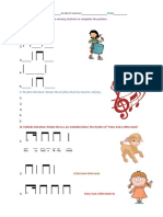 Activity Sheet for Kids 2
