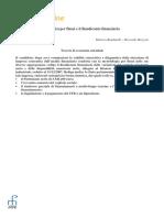 AREE DISCIPLINARI - PARAMOND - ESAME - 2008 - PDF - Analisi Flussi Rendiconto Finanziario