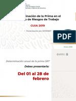2019 Guia Determinacion Prima SUA IDSE
