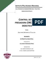 CONTROL DE UNA FRESADORA CNC DE USO DIDÁCTICO.pdf