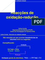 Reacoes Redox Original