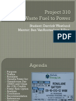 Waste Fuel