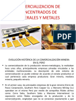 Comercializacion de Minerales 4