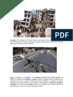 Fenomenos Naturales y Problemas Ambientales 2019