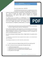 TR032-Gestion Ambiental de Empresas Turisticas- Caso Practico