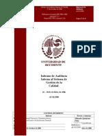 Informe Final de Auditoria Del 16 Al 20 de Octubre