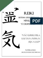 Apostila de Reiki Usui 01