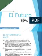 Tema 14 - Tiempo Futuro