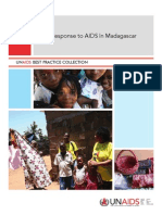The Response to AIDS in Madagascar, UNAIDS Best Practice Collection (November 2007)