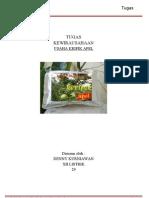 Tugas Kewirausahaan proposal 1