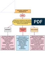 Etica en El Auxiliar Administrativo.