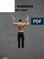 Trainingsplan Madbarz Beginner CardioStrength