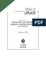 DSM5Update_October2018