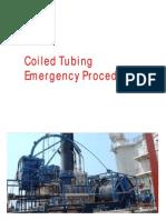 CT Emergency Procedures