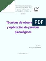 Metodos e Instrumentos de Evaluacion Cuadro