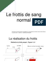 Frottis Sanguin (1)
