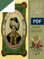 Sultans de l'Empire Ottoman