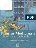 Plantas Medicinais - Tania Maria Fernandes