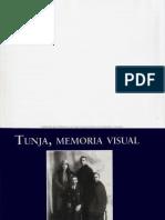 Tunja, Memoria Visual