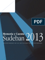 SUDEBAN Memoria 2013.pdf